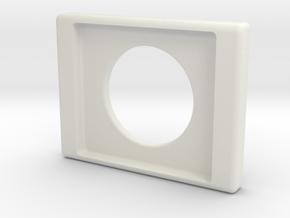 DJI Mavic 2 Pro Gimbal Lens removal Tool in White Natural Versatile Plastic