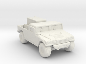 M1097a2 GEN 220 scale in White Natural Versatile Plastic