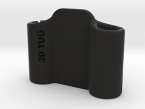 OHO - the Earphone Keeper in Black Natural Versatile Plastic