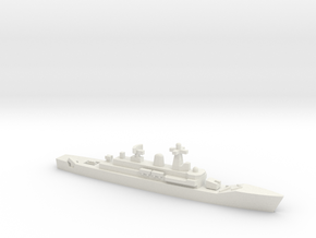 HMAS Swan (DE 50), 1/1800 in White Natural Versatile Plastic