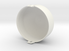 rat_cap_sma in White Natural Versatile Plastic