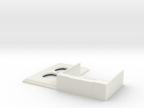 phone charging in White Natural Versatile Plastic