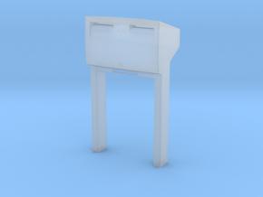 PostNL Brievenbus N 1;160 in Smoothest Fine Detail Plastic: 1:160 - N