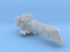 BFG Imperator Battlecruiser fleet scale in Smooth Fine Detail Plastic