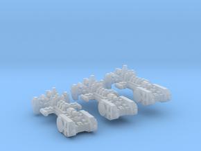 Battleflet Gothic Astartes Hunter Destroyer / 3 in Smooth Fine Detail Plastic