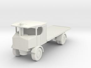 v-100-sentinel-steam-lorry-1 in White Natural Versatile Plastic
