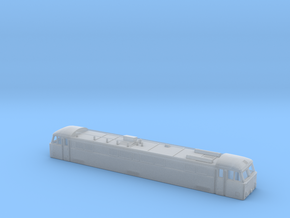 Class 87 Bodyshell (Final UK) 1/148 in Smooth Fine Detail Plastic