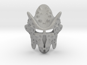 Mask of Convergence in Aluminum