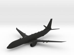 Boeing P-8 Poseidon in Black Natural Versatile Plastic: 1:250
