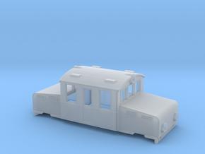 Swedish SJ accumulator locomotive type Öa - H0-sca in Smooth Fine Detail Plastic