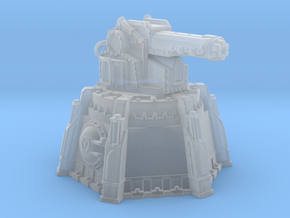 Terminus Turret WH40k in Smooth Fine Detail Plastic