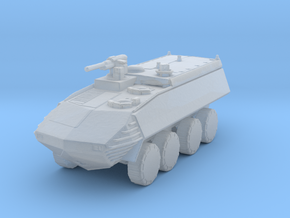 LAV 25a1 160 scale in Smooth Fine Detail Plastic