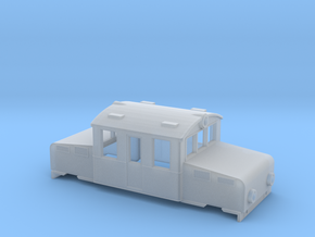Swedish SJ accumulator locomotive type Öa - N-scal in Smooth Fine Detail Plastic