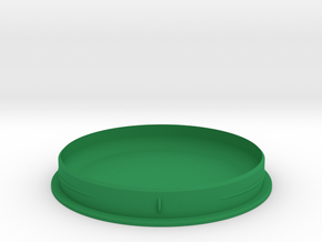 The RepairWare Lid in Green Processed Versatile Plastic