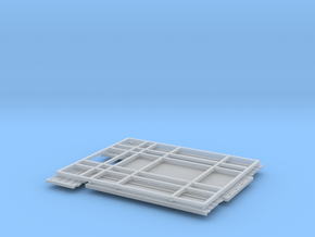 KN 18ft Low side Grain bed in Smooth Fine Detail Plastic