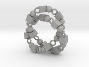 3p Knot in Aluminum