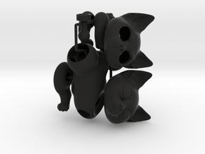 Shadow in Black Natural Versatile Plastic
