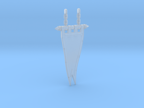 Knight Banner 3.0 in Smoothest Fine Detail Plastic