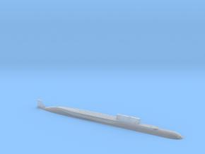 Proj-955 Borei WL - 1250 in Smooth Fine Detail Plastic