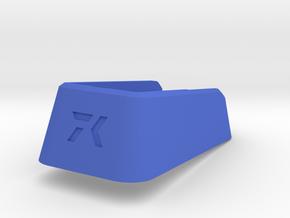KRD AR15 Magwell in Blue Processed Versatile Plastic