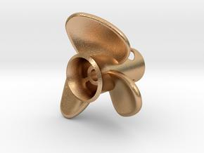 Propeller_side-mount in Natural Bronze