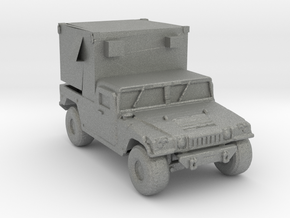 M1097A2 MSE 160 scale in Gray PA12