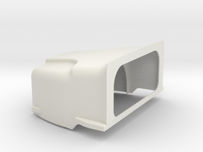 Oshkosh-Hood-1to13.8 in White Natural Versatile Plastic