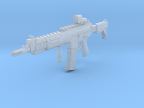 1/10 K5C with optics and foregrip in Smooth Fine Detail Plastic