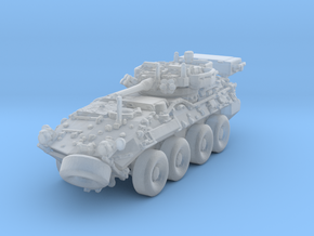 LAV 25a4 160 scale in Smooth Fine Detail Plastic