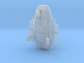 V shuttle Skyfighter Visitors TOS in Smoothest Fine Detail Plastic: 1:400