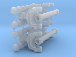 1:8 Scale Entex Mclaren M23 Axle Set in Smoothest Fine Detail Plastic