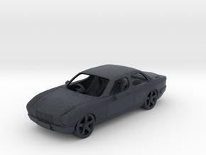 JaguarXJ6  1:120 TT in Black PA12
