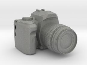 1/3rd Scale Digital Camera in Gray Professional Plastic