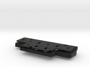 UFC_HudPanel in Black Natural Versatile Plastic