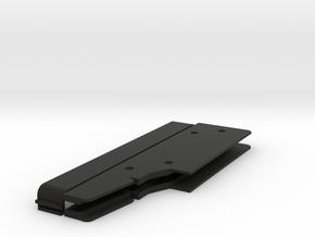 UFC_Panels in Black Natural Versatile Plastic
