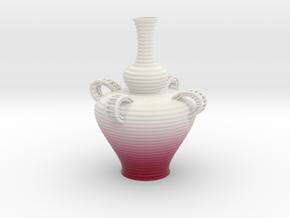 Vase RB1916 in Matte Full Color Sandstone