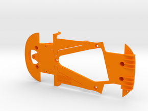 PSSX00202 Chassis for Scalextric McLren MP4-12c in Orange Processed Versatile Plastic
