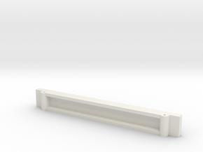 Archbar swing link truck swing plate in White Natural Versatile Plastic