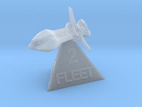 Species 8472 - Fleet 2 in Smooth Fine Detail Plastic
