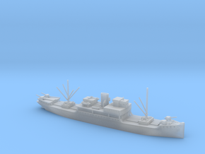 1/600th scale Ural soviet minelayer in Smooth Fine Detail Plastic
