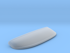 1:25 Chevy Visor in Smoothest Fine Detail Plastic