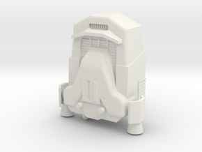 Star Wars Jump Pack (Imperial) in White Premium Versatile Plastic