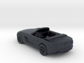 Mercedes AMG    1:120  TT in Black Professional Plastic