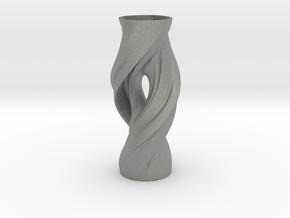 Vase FTV2238 in Gray Professional Plastic