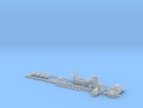 1/1200 Scharnhorst Upgrade Set in Smooth Fine Detail Plastic