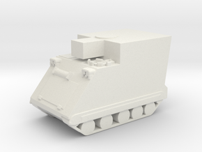 1/144 Scale M577 in White Natural Versatile Plastic