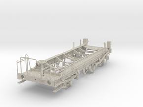7mm Ferry tank wagon chassis in Natural Sandstone