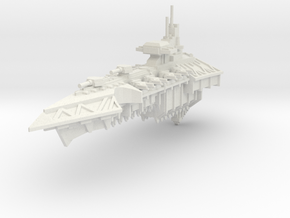 Crucero Pesado clase Cardenal  in White Natural Versatile Plastic