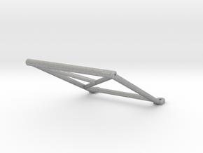 "Tamiya Blazing Blazer Rear Center Roll Bar ""Bar Sy in Aluminum"