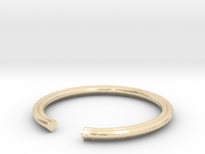 Heart 16.51mm in 14k Gold Plated Brass